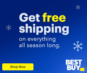 Best Buy Holiday Sales - Free Shipping!